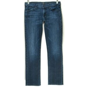 7 For All Mankind 7FAM - Straight Leg - Sz 28